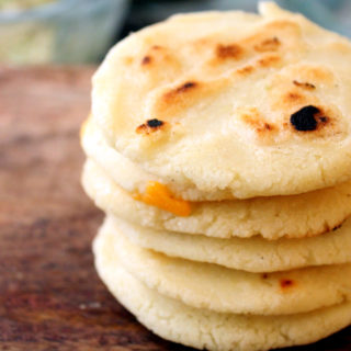 The Beginner's Arepa